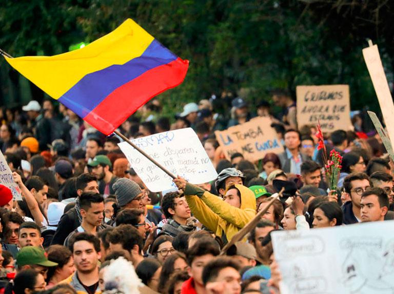 Colombia no estas sola