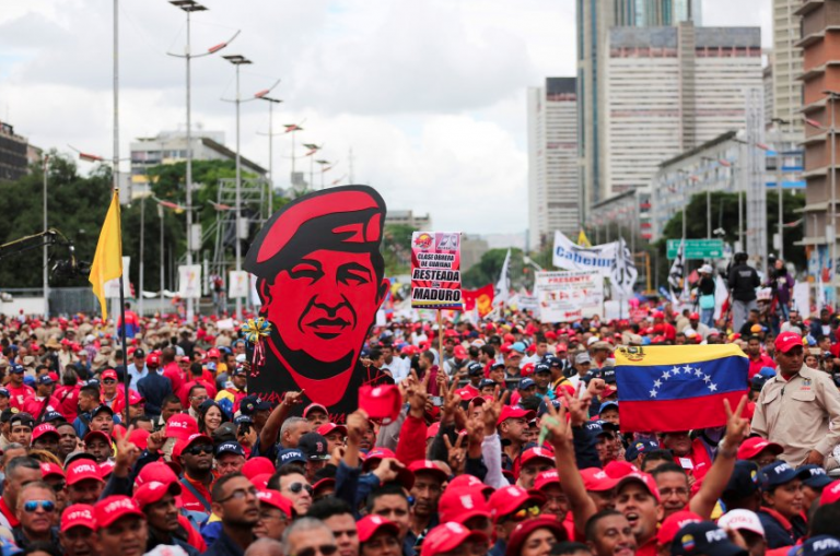 'Turning right, repressing left': How Venezuela's Maduro shifted course